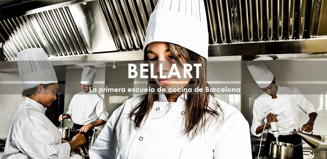Bellart La Escuela De Cocina Y Pasteleria De Barcelona Desde 1977