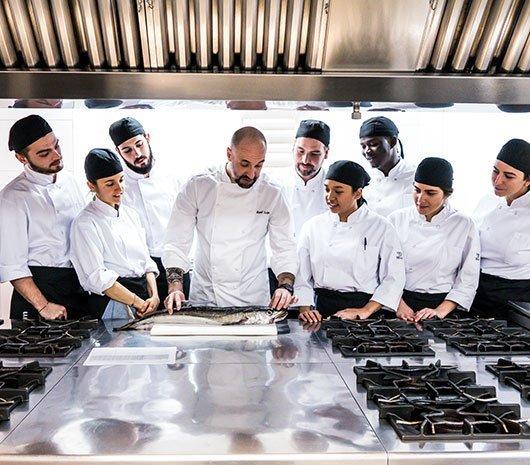 Chef De Cocina Y Pastelería